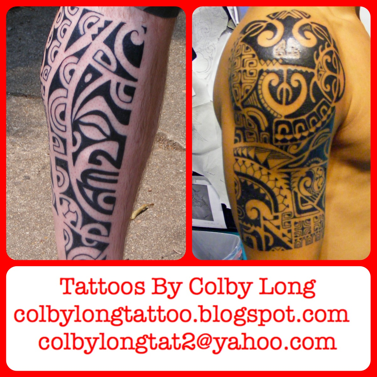 Tattoos by Colby title=